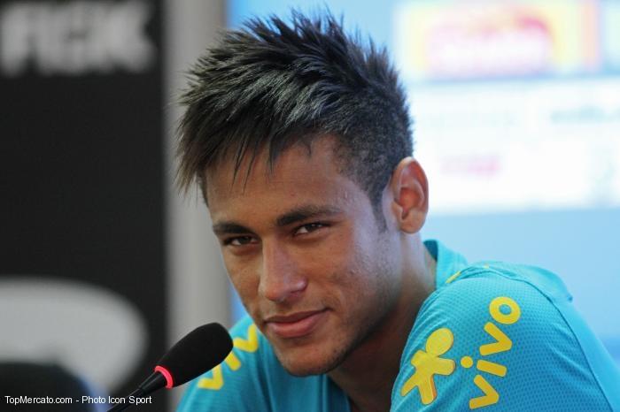 Transfert neymar pr sent par barcelone le 03 juin for Neymar 2014 coupe de cheveux