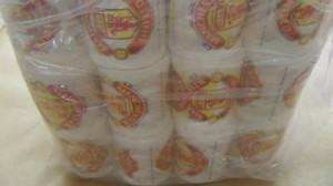 papier toilette au couleur de Man Utd