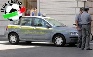 police financiere italienne_enquete sur le foot
