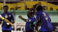 Football : Algerie / Tanzanie - Coupe d Afrique des Nations - 04.09.2010 -