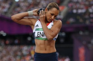 Jessica Ennis-Hill GB