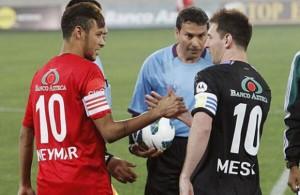 Messi-Neymar-