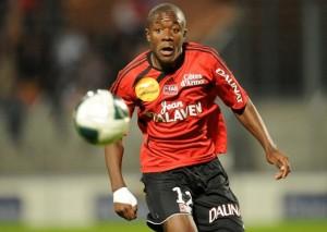Football : Guingamp / Monaco - Ligue 2 - 17.10.2011