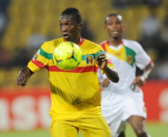 A. Traoré titulaire avec le Mali