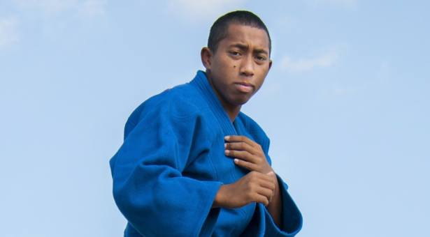 Judo/Fetra Ratsimiziva : Le Malgache vise le podium aux Jeux de la ...
