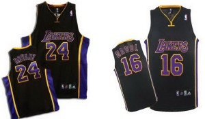 Lakers-nouveau mailot_Hollywood Nights