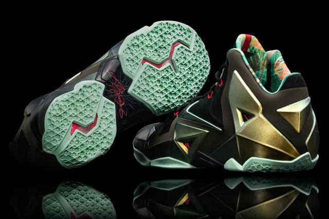 site réputé 8321e fc01d Image du Jour : la LeBron 11, nouvelle chaussure de LeBron ...