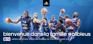adidas avec lequipe de basket