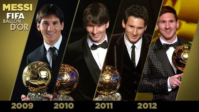 Ballon d'Or 2013 : 23 stars en jeu ! Le vote de l'Afrique ...