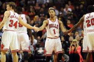 NBA: Preseason-Indiana Pacers at Chicago Bulls