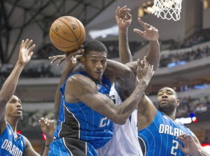 NBA: Preseason-Orlando Magic at Dallas Mavericks