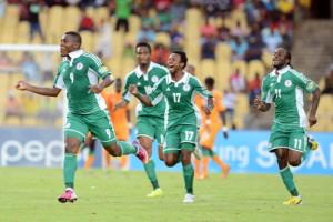 2013 Orange AFCON: Ivory Coast v Nigeria