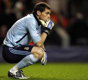 Casillas art
