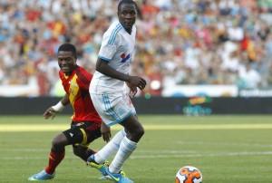 FOOTBALL : Lens vs Marseille - Amical - 24/07/2013