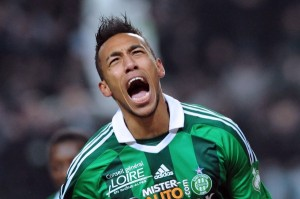 FOOTBALL - FRENCH CHAMP - L1 - SAINT ETIENNE v LORIENT