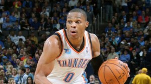 russell westbrook_Thunder