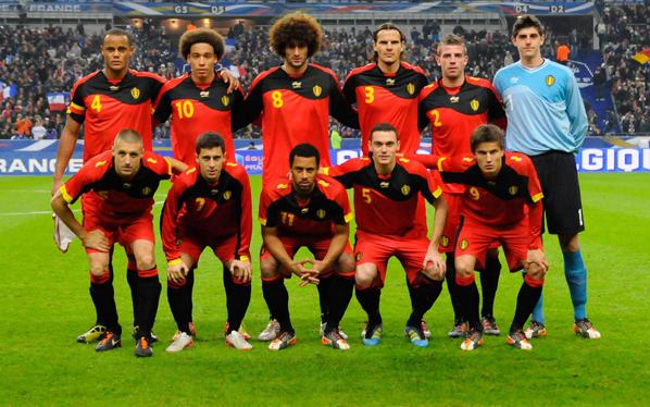 Mondial 2014 les joueurs belges seront priv s de femmes - Prochaine coupe du monde de football ...