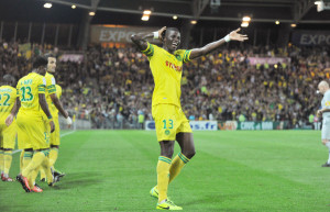 FOOTBALL - FRENCH CHAMP - L1 - NANTES v EVIAN