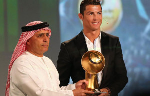 Ronaldo dubai