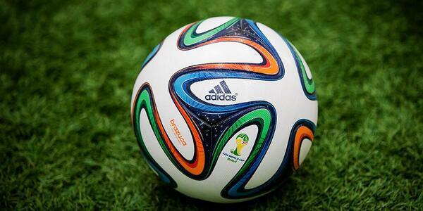 Voici le ballon officiel de la coupe du monde 2014 africa top sports - Ballon de la coupe du monde 2014 ...
