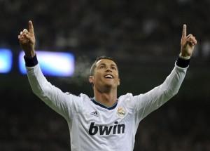 Ronaldo célébration