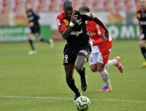 FOOTBALL : AS Monaco VS EA Guingamp - Ligue 2 - 26/01/2013