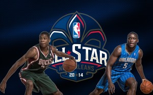 giannis ante_victor oladipo_NBA-All-Star-Game-2014_rookie team