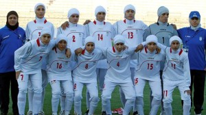 Footballeuses Iran