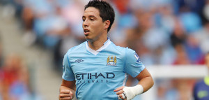 Football : Manchester City / Wigan Athletic - Premier League - 10.09.2011 -