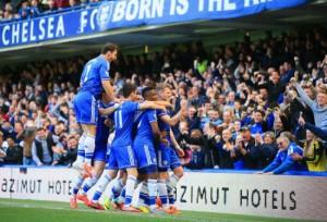 Chelsea victoire loooooo