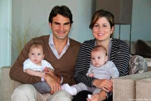 Couple Federer