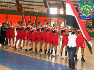 egypte.champion can-hand cadets 2014