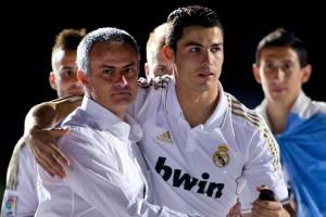 mourinho-cristiano-ronaldo-fight-the-best-ronaldo-chelsea-real-madrid