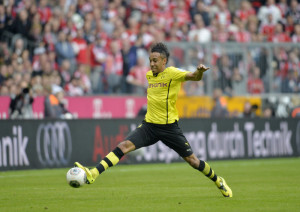 FOOTBALL : Bayern Munich vs Borussia Dortmund - Bundesliga - 30e journee  - 12/04/2014