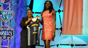 Chiney Ogwumike_1er choix draft wnba 2014