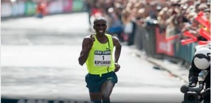 Eliud Kipchoge_marathon de rotterdam