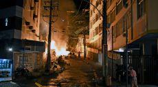 BRAZIL-VIOLENCE-UNREST