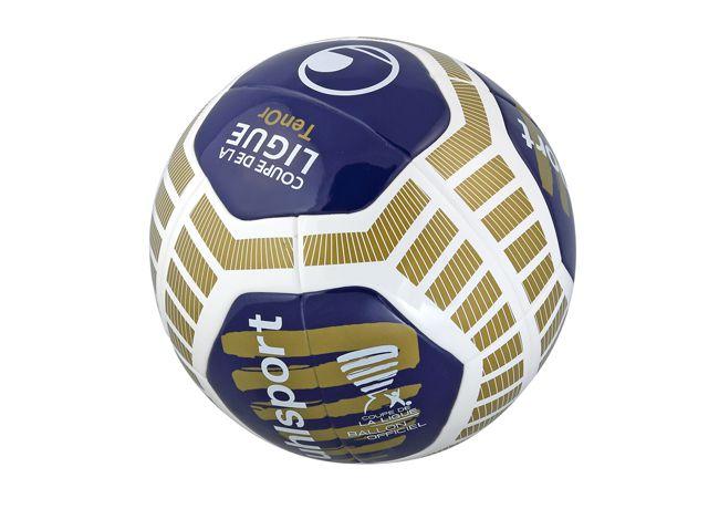 Coupe de la ligue voici le nouveau ballon officiel africa top sports - Finale coupe de la ligue 2014 ...
