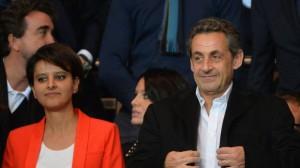VIPs Watch Champions League - Paris