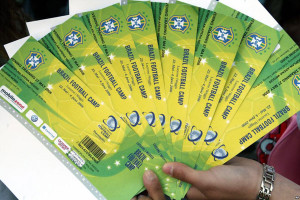 Brésil 2014 billets