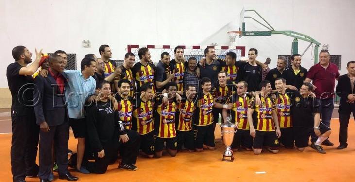Handball super coupe d 39 afrique l 39 esp rance de tunis qualifi pour le mondial des clubs - Coupe d afrique des clubs ...