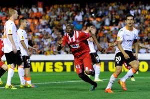 Valencia CF v Sevilla FC - UEFA Europa League Semi Final