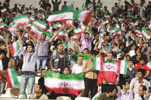 supporters iran