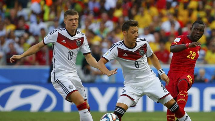 Ghana allemagne mitemps loooo