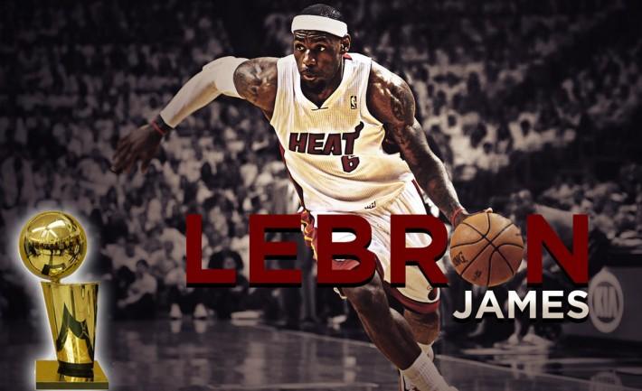 LeBron James_Miami Heat