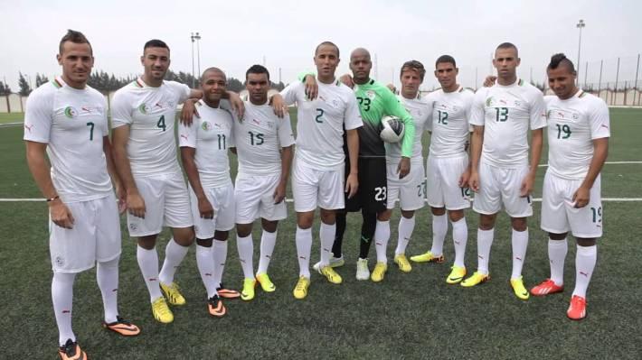 Mondial 2014 Les Russes respectent l'Algérie