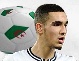 Mondial 2014-Algérie : <b>Nabil Bentaleb</b> ne s'attendait pas à être au Brésil ... - Nabil-Bentaleb-Algerie