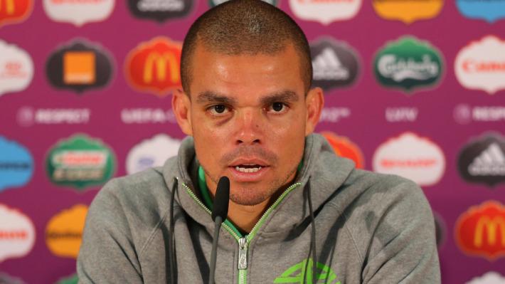Post-Match Press Conferences - Denmark v Portugal, Group B: UEFA EURO 2012