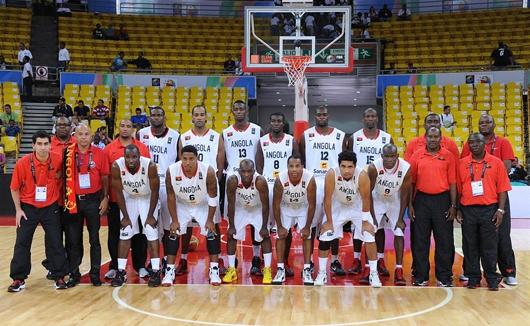 Coupe du monde fiba les 15 de l 39 angola pour espagne 2014 africa top sports - Coupe du monde de basket ...