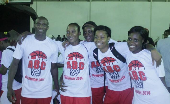 basket cote d'ivoire-ABC champion